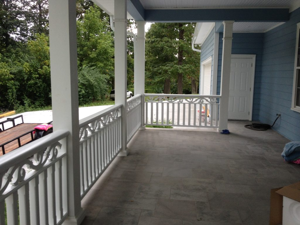 After Victorian Handrail Hitefield Woodworks 865 924 1452